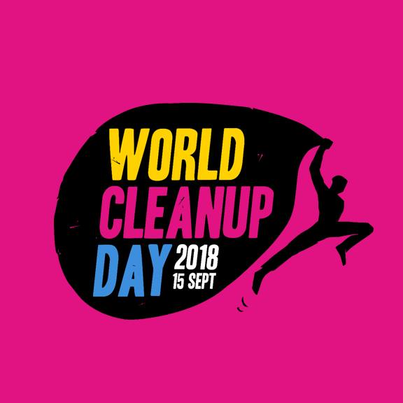 World Cleanup Day Y'voir !