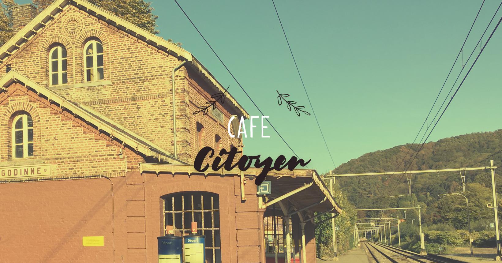 Café Citoyen Spécial Gare de Godinne